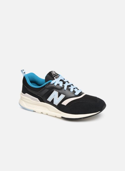 Sneakers New Balance W997 Zwart detail