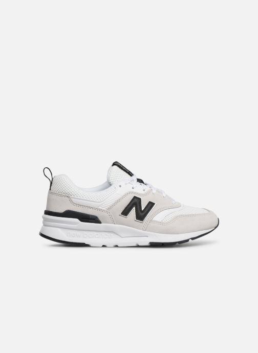 Sneakers New Balance W997 Bianco immagine posteriore
