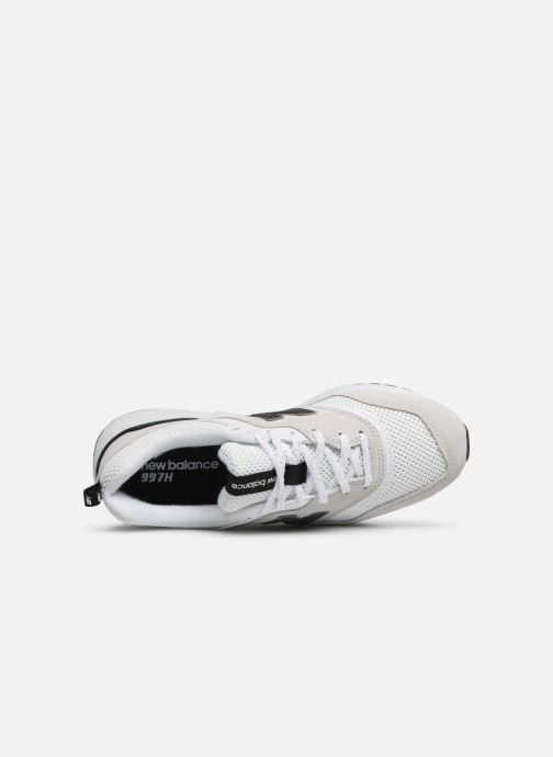 Sneakers New Balance W997 Bianco immagine sinistra