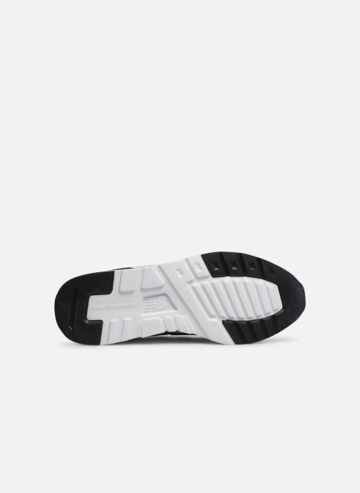 Sneakers New Balance W997 Bianco immagine dall'alto