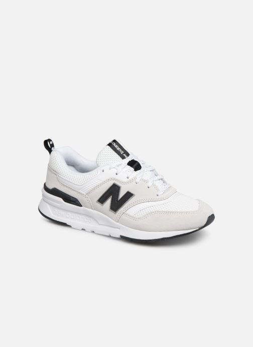 Trainers New Balance W997 White detailed view/ Pair view