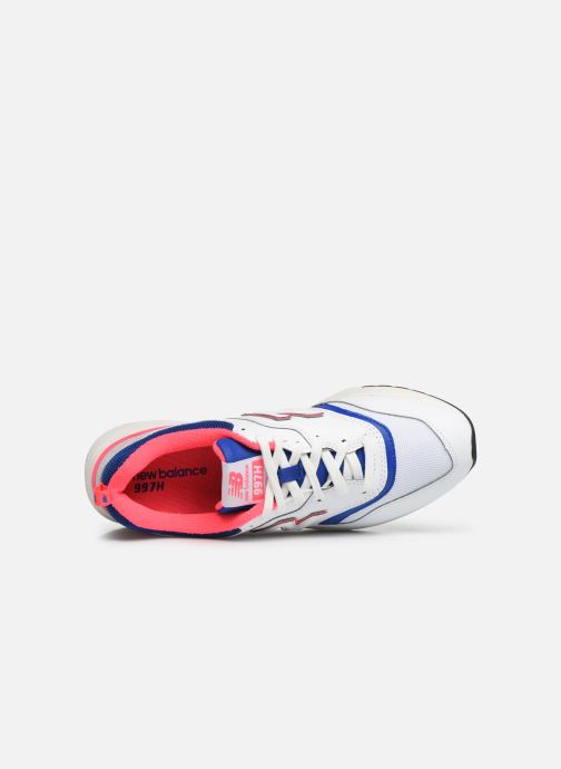 Trainers New Balance W997 White view from the left