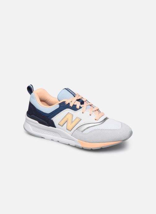 Sneakers New Balance W997 Multi detaljeret billede af skoene