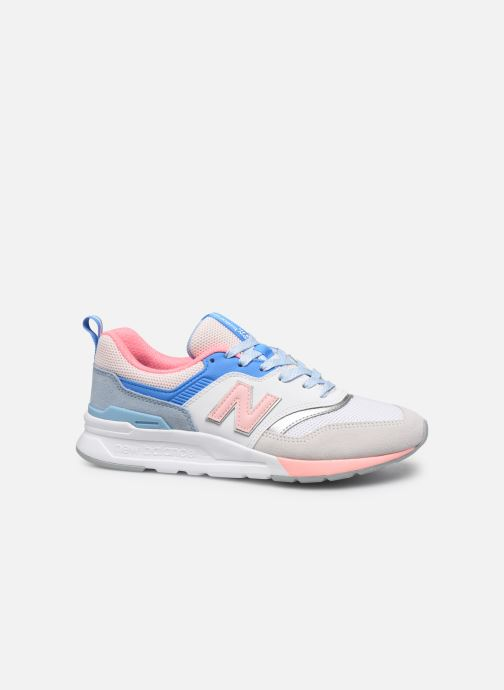 Trainers New Balance W997 Multicolor back view