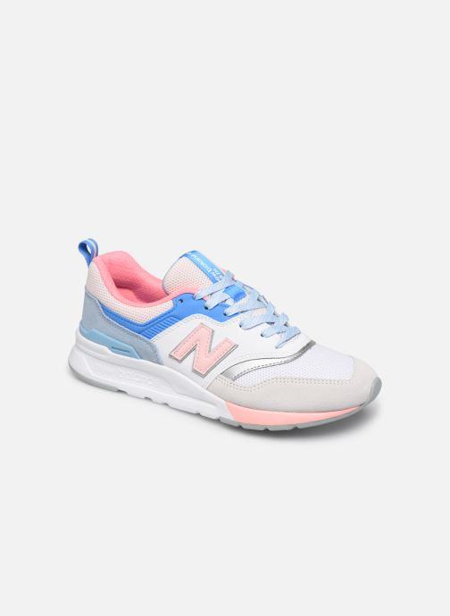 Baskets New Balance W997 Multicolore vue détail/paire