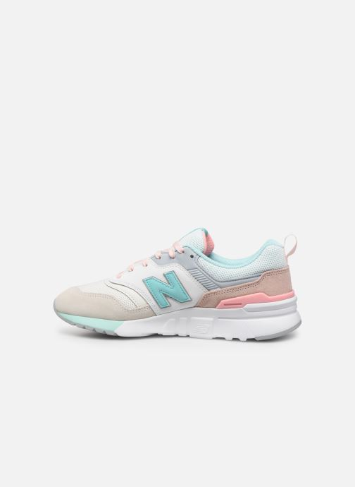 Sneakers New Balance W997 Multicolor voorkant