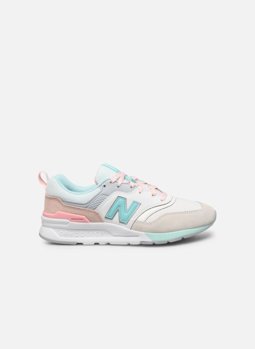 Sneakers New Balance W997 Multicolor achterkant