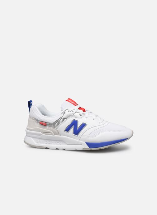 Sneakers New Balance W997 Wit achterkant