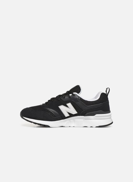 Trainers New Balance W997 Black front view