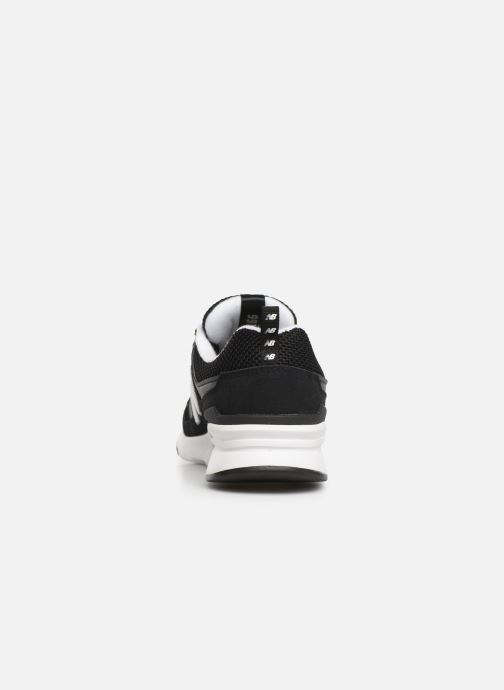 Trainers New Balance W997 Black view from the right