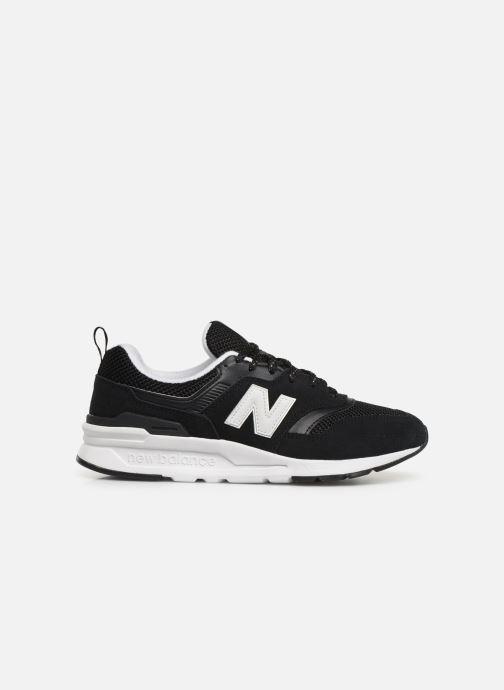 Sneakers New Balance W997 Zwart achterkant