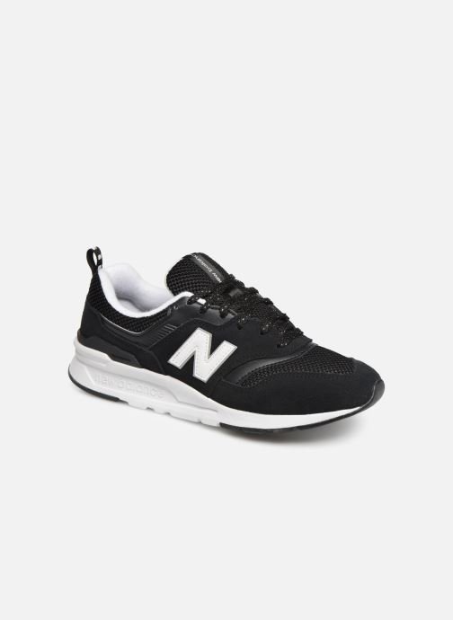 Trainers New Balance W997 Black detailed view/ Pair view