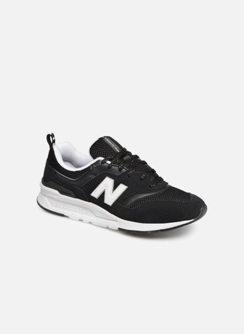 Sneakers New Balance W997 Zwart detail