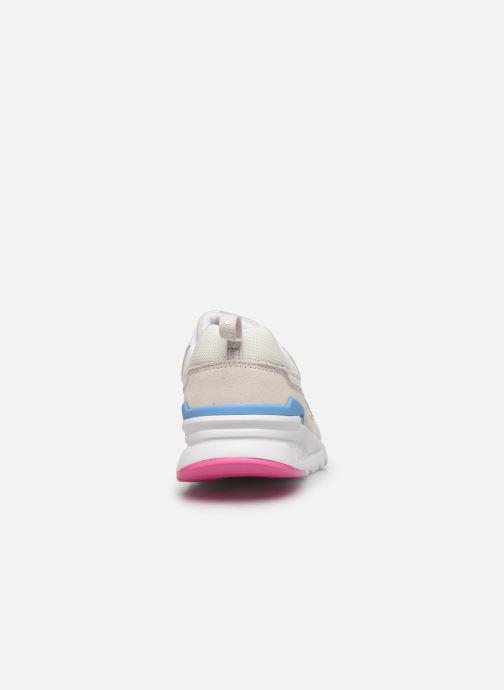 Sneakers New Balance W997 Hvid Se fra højre