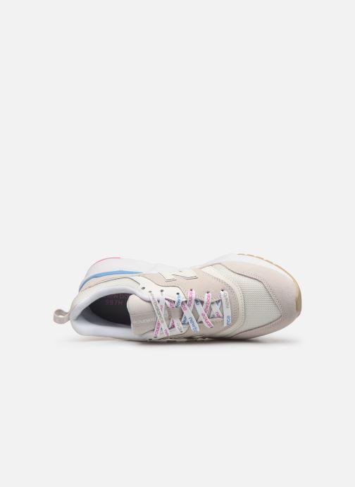 Sneakers New Balance W997 Hvid se fra venstre