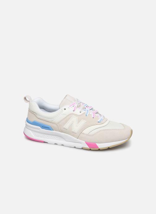 Sneakers New Balance W997 Hvid detaljeret billede af skoene