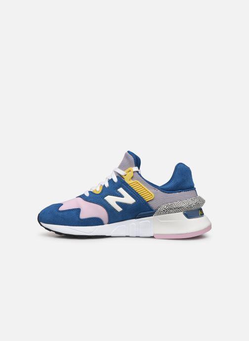 Sneaker New Balance W997 blau ansicht von vorne