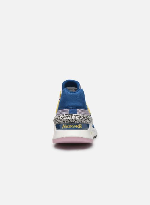 Trainers New Balance W997 Blue view from the right