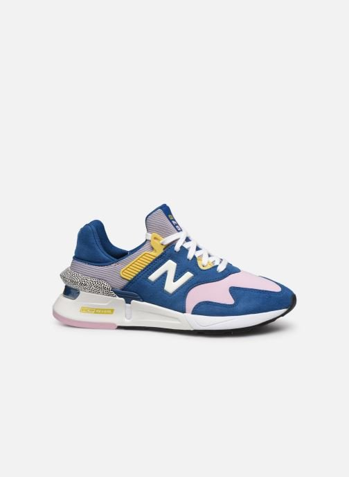Trainers New Balance W997 Blue back view