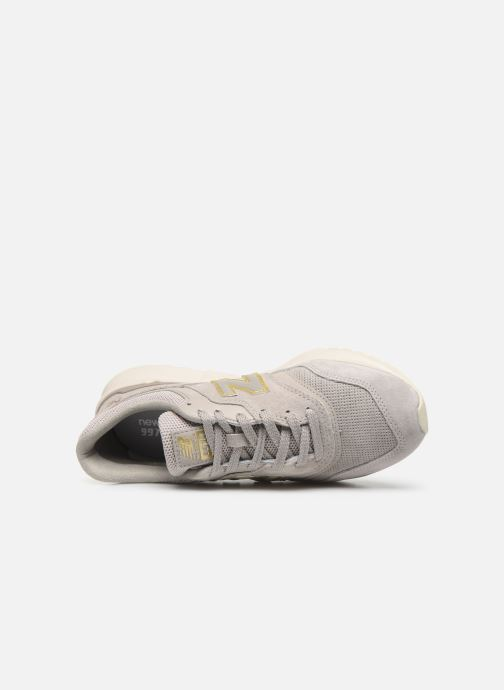 Trainers New Balance W997 Grey view from the left