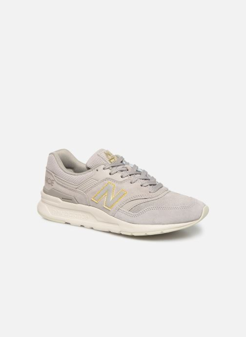 Trainers New Balance W997 Grey detailed view/ Pair view