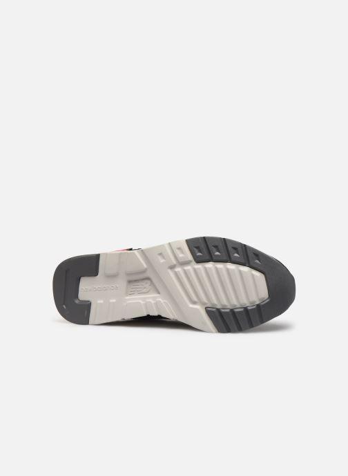Sneakers New Balance W997 Zwart boven