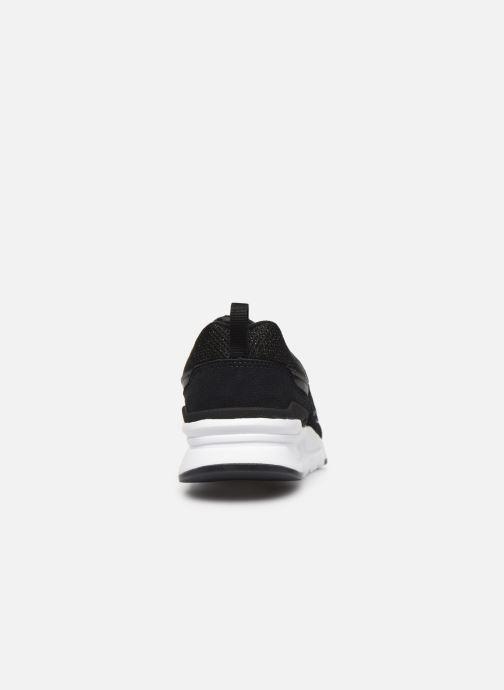 Sneakers New Balance W997 Sort Se fra højre