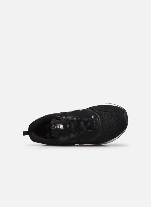 Sneakers New Balance W997 Sort se fra venstre