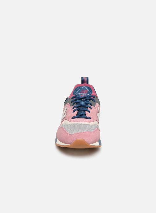 Sneakers New Balance W997 Roze model