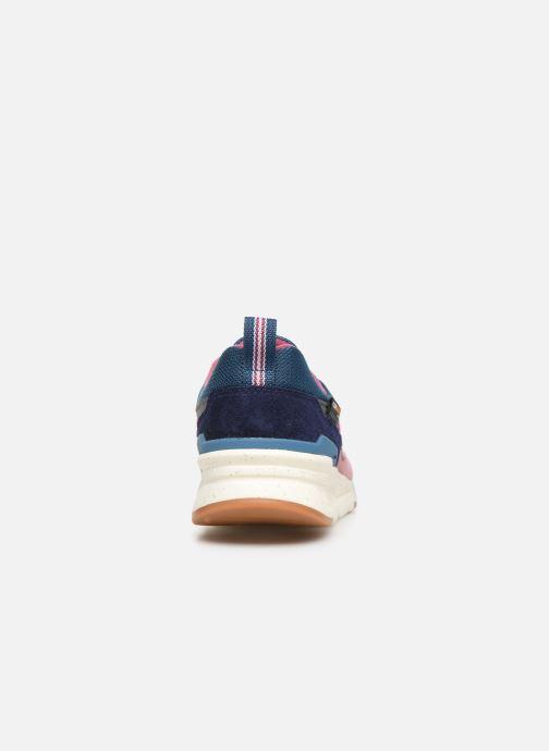 Sneakers New Balance W997 Roze rechts