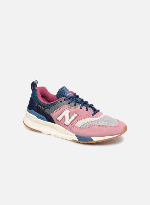 Sneakers New Balance W997 Roze detail