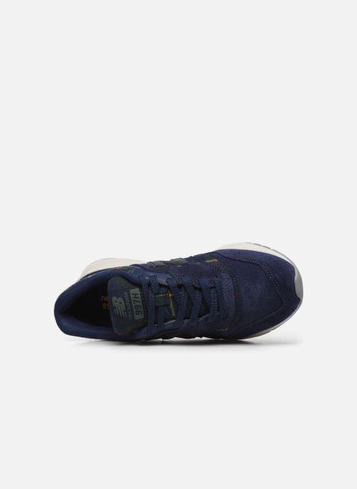 Sneaker New Balance W997 blau ansicht von links