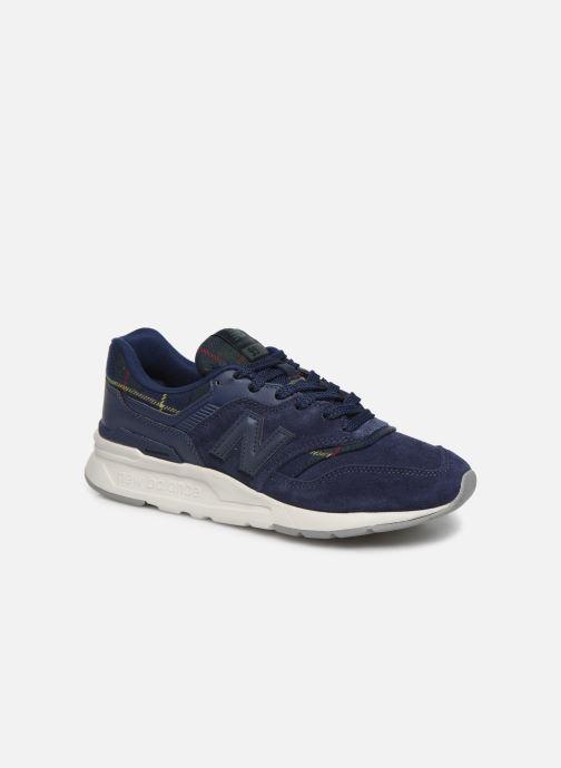 Sneaker New Balance W997 blau detaillierte ansicht/modell