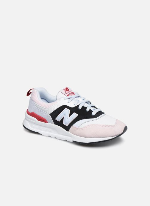 Trainers New Balance W997 Pink detailed view/ Pair view