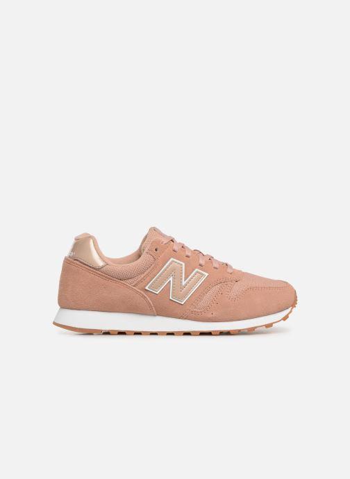 Balance 350252 marrone W373 Chez Sneakers New 7qfHB