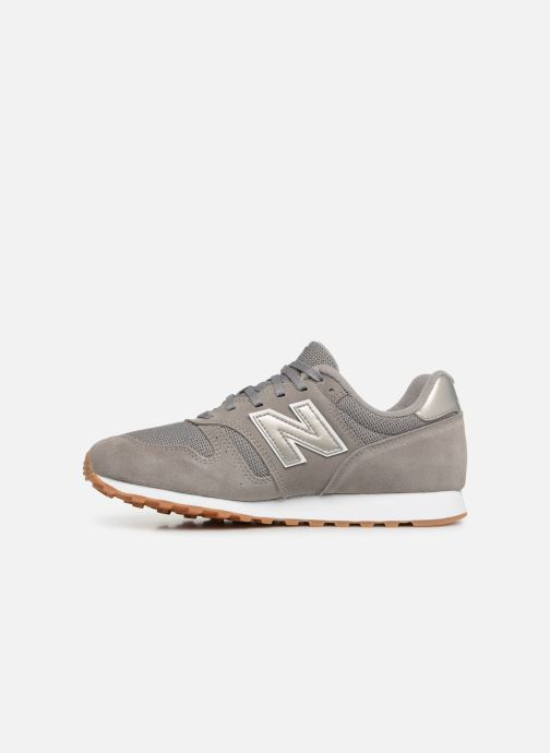 Trainers New Balance W373 Grey front view
