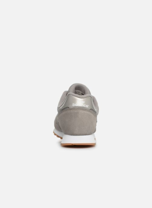 Trainers New Balance W373 Grey view from the right
