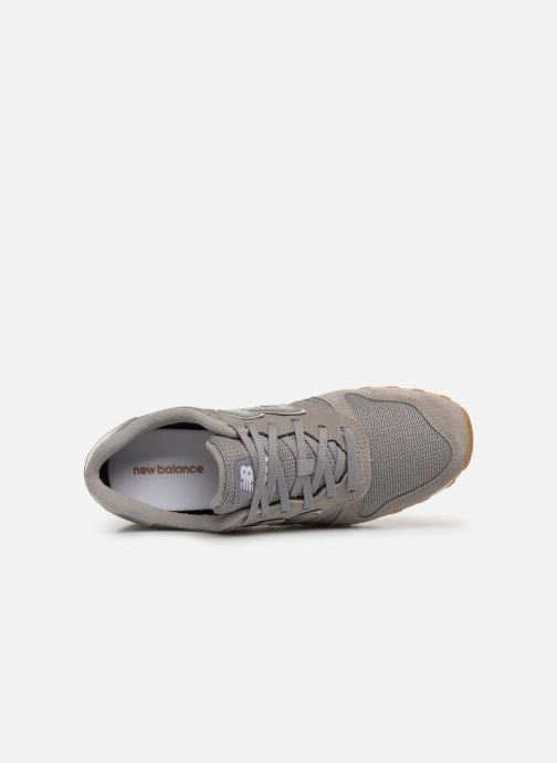 Trainers New Balance W373 Grey view from the left
