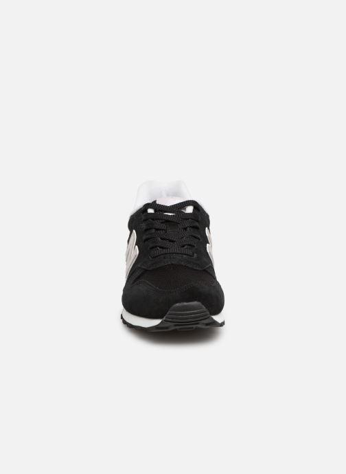 Baskets New Balance W373 Noir vue portées chaussures