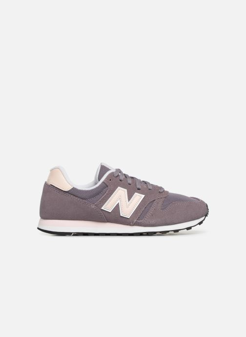 Trainers New Balance W373 Purple back view