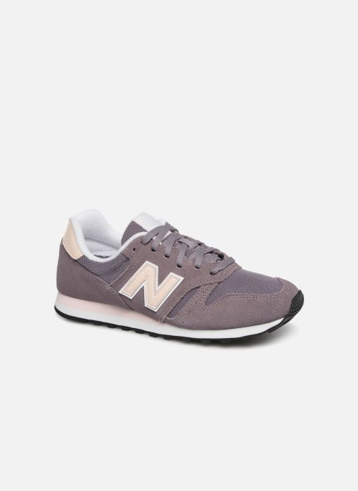 Trainers New Balance W373 Purple detailed view/ Pair view