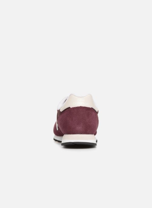 Trainers New Balance W373 Burgundy view from the right