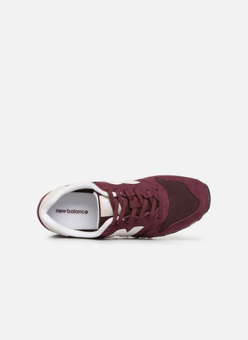 Trainers New Balance W373 Burgundy view from the left