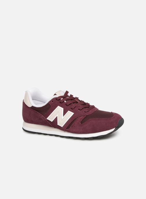 Trainers New Balance W373 Burgundy detailed view/ Pair view