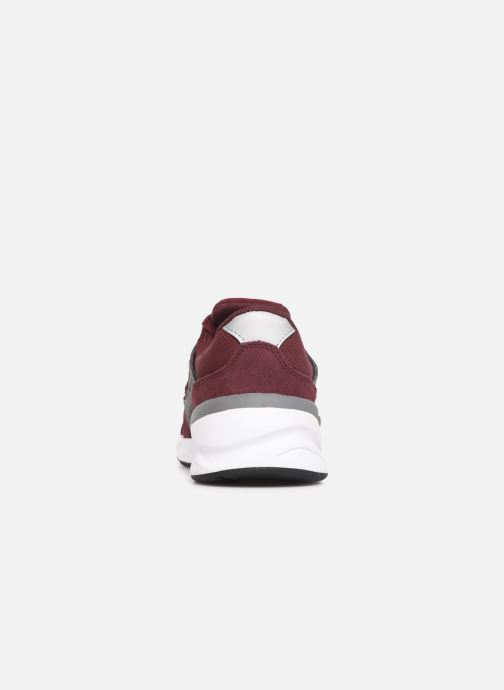Trainers New Balance MX-90 Burgundy view from the right