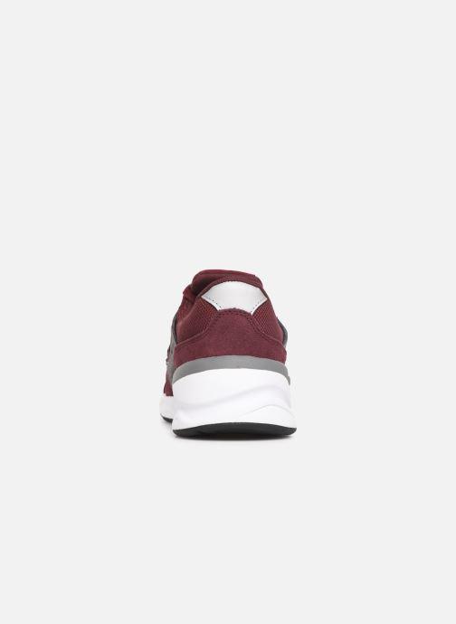 Sneakers New Balance MX-90 Bordeaux rechts
