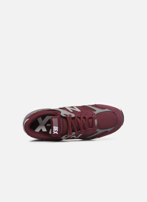 Trainers New Balance MX-90 Burgundy view from the left