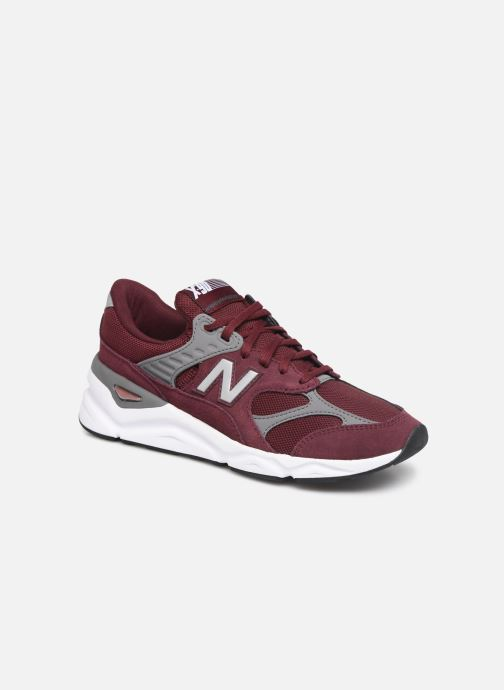 Trainers New Balance MX-90 Burgundy detailed view/ Pair view
