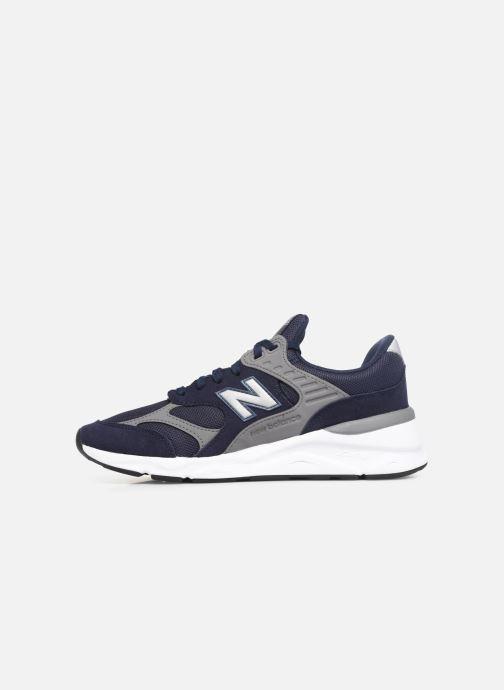 Sneakers New Balance MX-90 Blauw voorkant