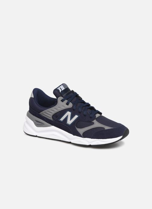 Trainers New Balance MX-90 Blue detailed view/ Pair view